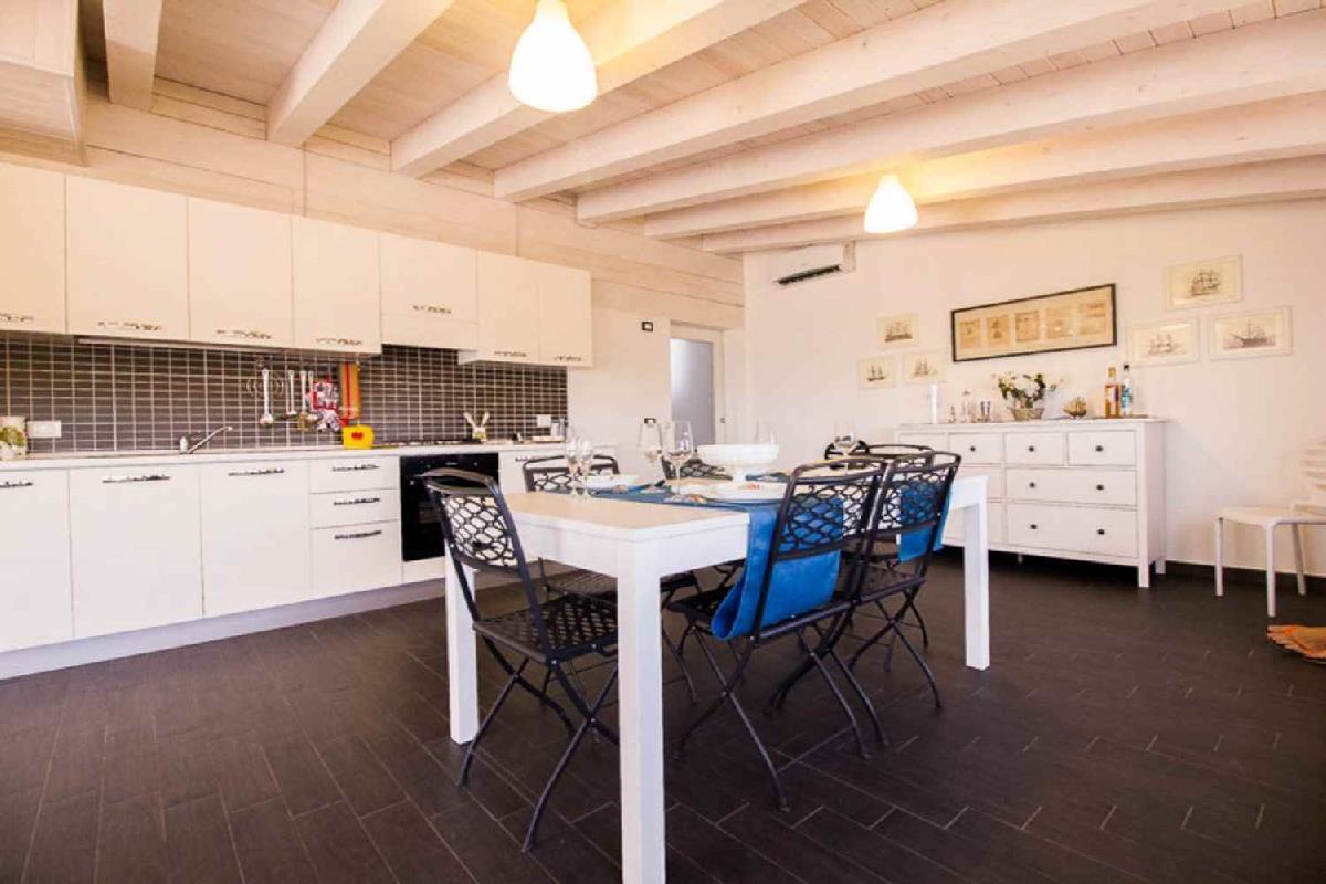 Wohnung mit Meerblick direkt am Meer Pozzallo Sicilia