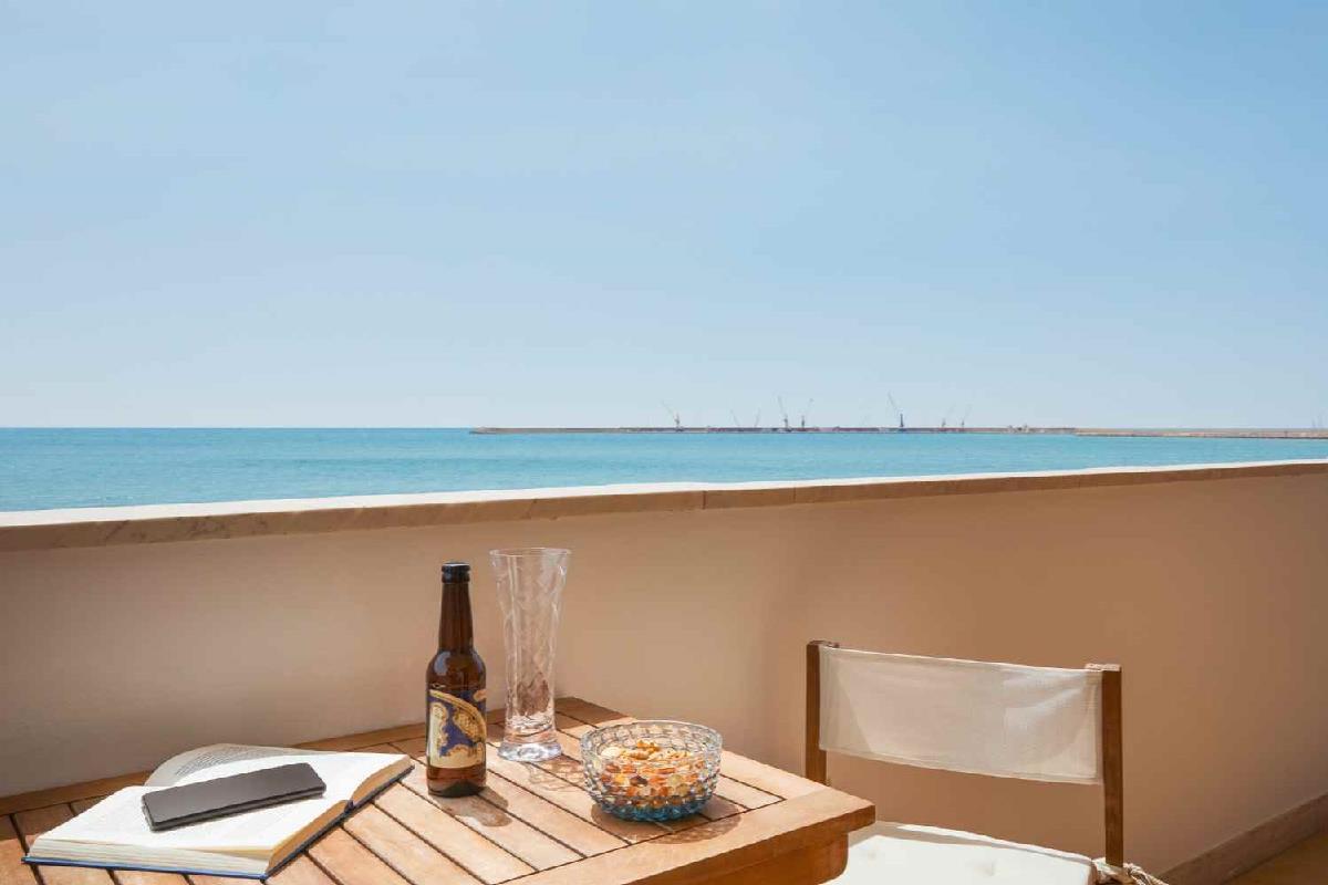 Ferienwohnung in Pozzallo mit Meeresblick , Südsizilien Pozzallo Sicilia