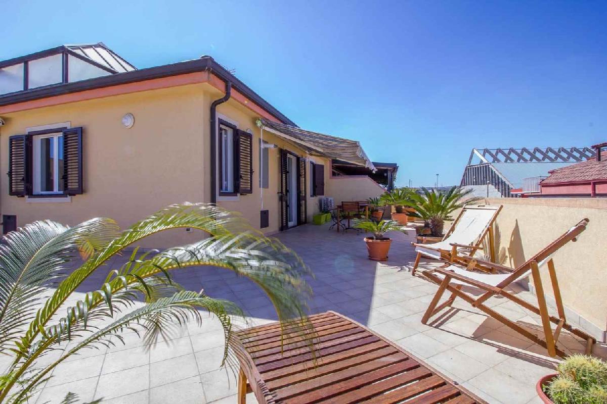 Ferienwohnung Bella Vista Pozzallo Sicilia