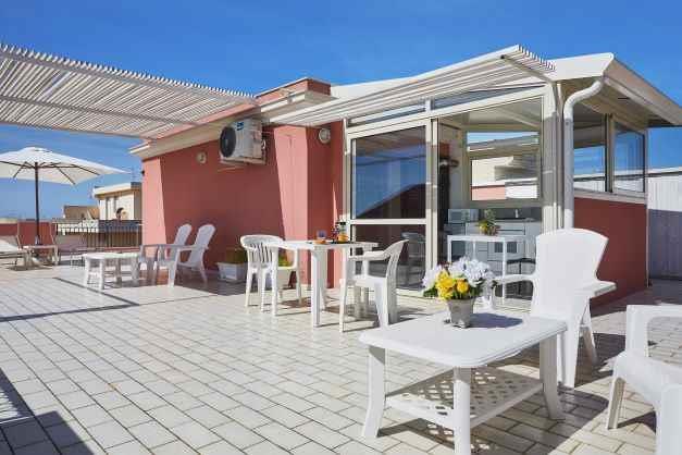 residence mareblu4 Pozzallo Sicilia
